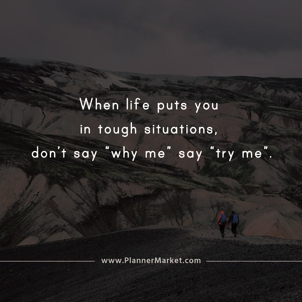 Tough Life Quotes 2