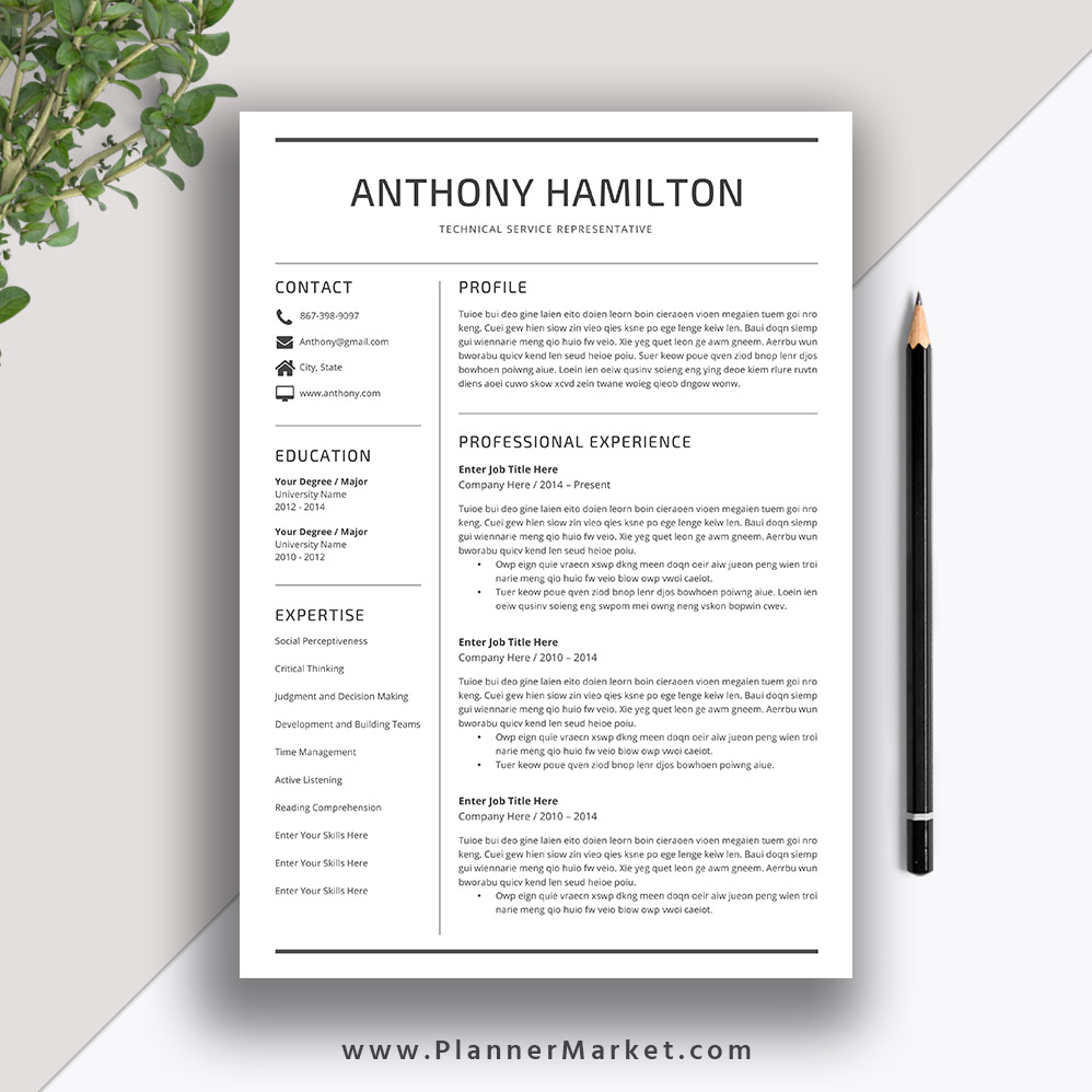 making your resume  cover letter and interview more