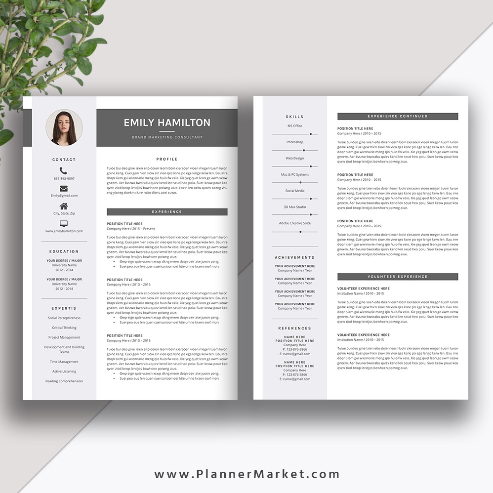 make your resume more recruiter friendly  modern resume