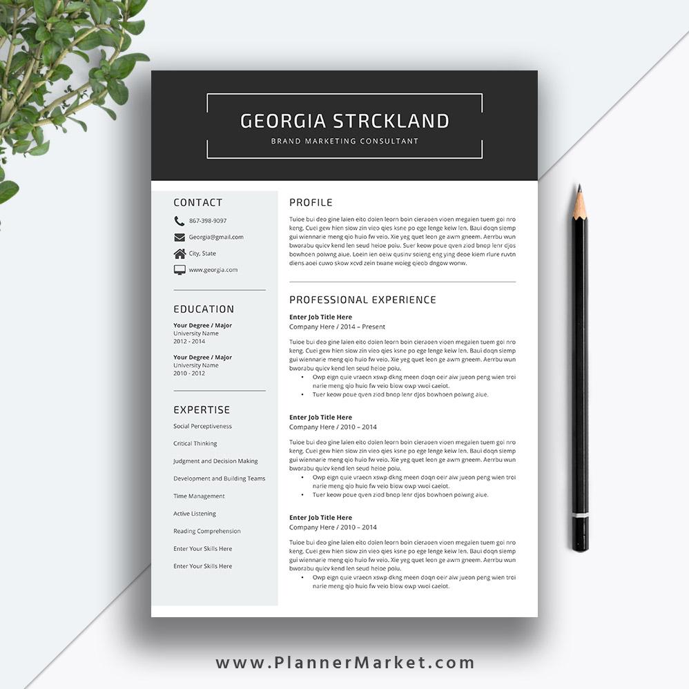best resume bullet points