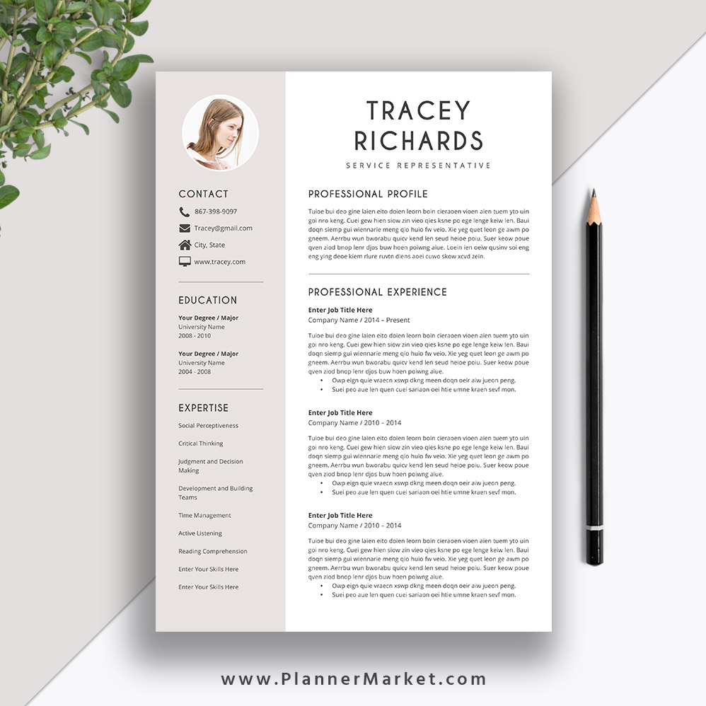 now you can take your resume to the next level by using