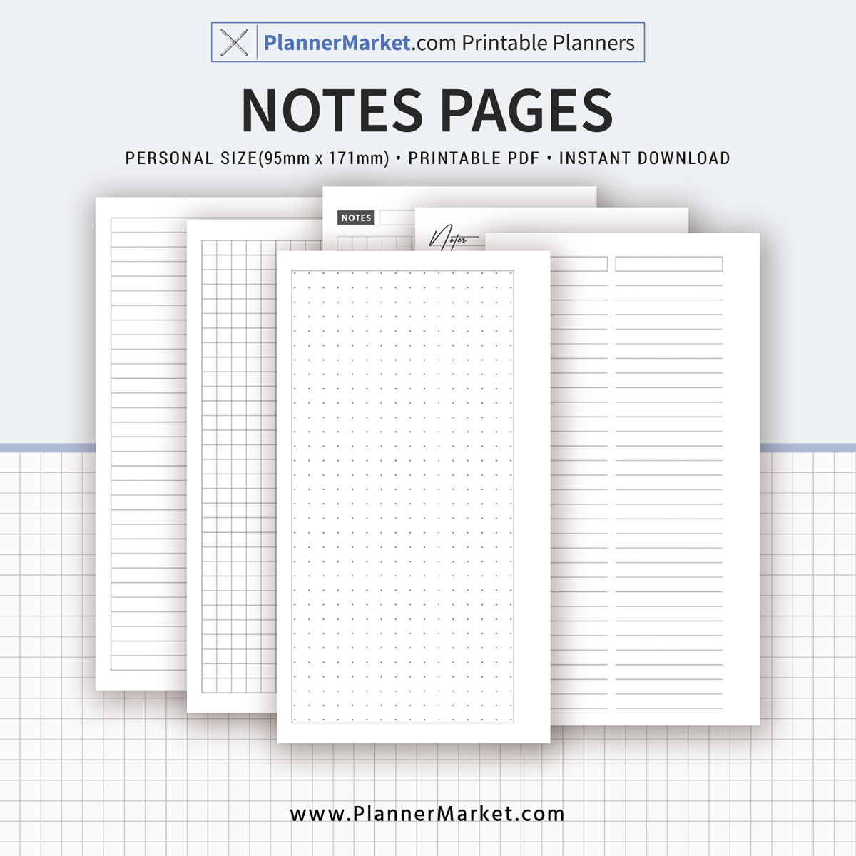 picture relating to Printable Notes identified as Notes Internet pages, Laptop Web pages, Notes Template,Notes Planner, Specific Measurement, Printable Planner Inserts, Planner Refills, Prompt Down load